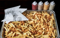 Pommes Frites Party Platter 🍟🍟🍟