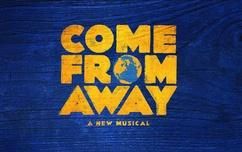 Come From Away 11/2 - 2pm