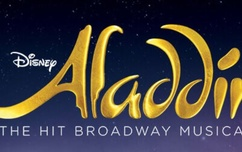 Aladdin on Broadway 1/08/19