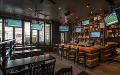 Sunday Football at SideBar