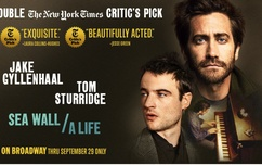 Sea Wall/A Life - Jake Gyllenhaal