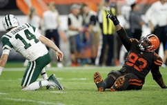 The Jets VS The Browns