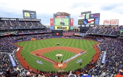 Opening Day at Citi Field