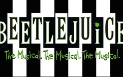Beetlejuice - MATINEE AUG 3