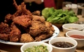 Fried Chicken Feast at Momofuku