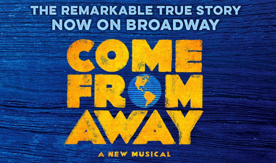 COME FROM AWAY - SUN 8/4 3pm
