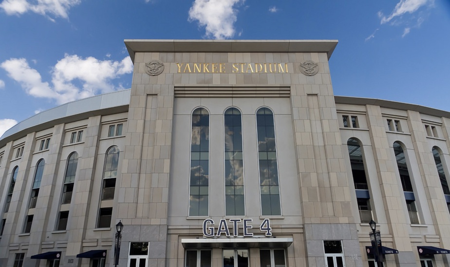Home Opener at Yankee Stadium