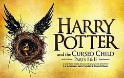 Harry Potter on Broadway 7/17