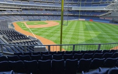 Yankees Tickets. Tues. 6/12. Sec208