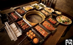 BBQ at Gyu Kaku