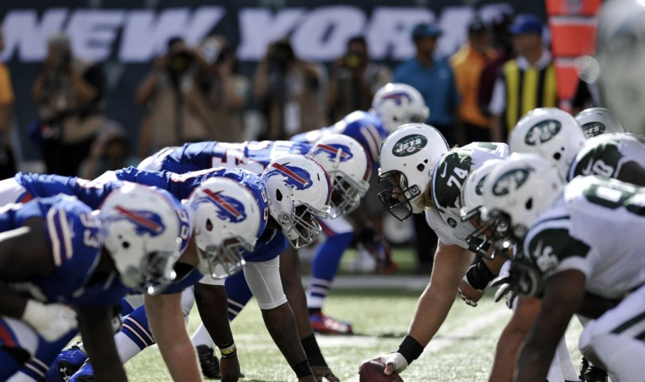 Jets VS Bills Group Rate