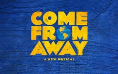 Come From Away 8/14 2pm