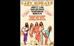 Lazy Sundayz Pajama Brunch