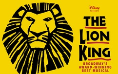 Lion King 8/25 1pm