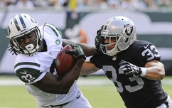 Oakland Raiders at The Jets