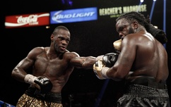 Wilder VS Stiverne