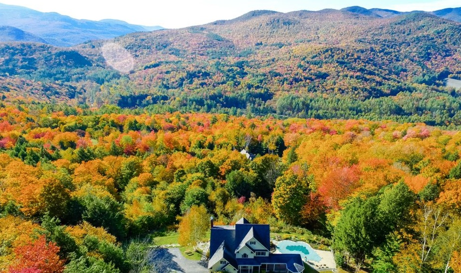 Luxury in Vermont