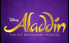Aladdin on Broadway 1/12/19