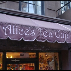 Tea Time at Alice's Tea Cup