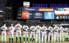 ALDS : NYY VS BOS (HOME GAME 2)