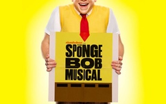Sponge Bob on Broadway