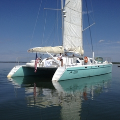 Sag Harbor Luxury Catamaran Sail
