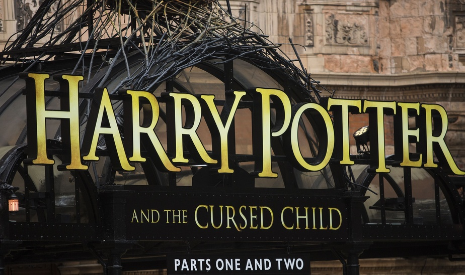 Harry Potter& the Cursed Child 9.28