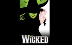 Wicked on Broadway 10/20