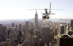 45-Minute NYC Helicopter Tour