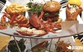 Burger and Lobster Feast