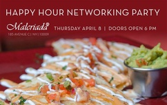 Happy Hour Networking Party