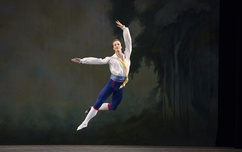 The Bournonville Method Ballet Intensive with the NYCB's Principal Dancer Ask la Cour